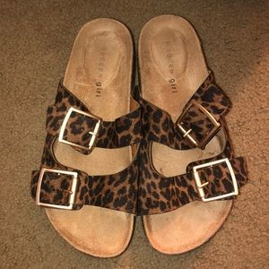 Madden Girl Cheetah Sandals